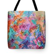Toucan Dreams Tote Bag
