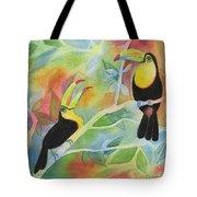 Toucan Play At This Game Tote Bag