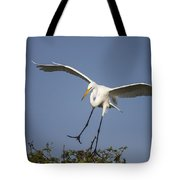 Touch Down Tote Bag