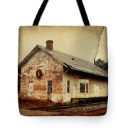 Touch Of Christmas Cheer Tote Bag