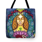 Touch Of Glory Tote Bag
