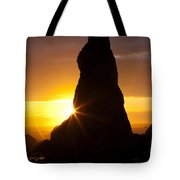 Touch Of Hope Tote Bag