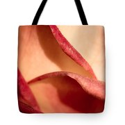 Touch Of Lips Tote Bag
