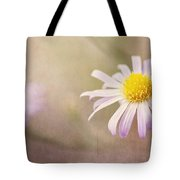 Touch Of Purple Tote Bag