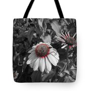 Touch Of Red Invite Tote Bag