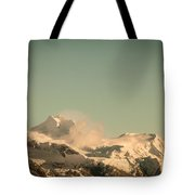 Touch Of Spindrift Tote Bag