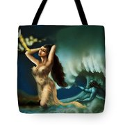 Touch Of The Beautiful Temptress Tote Bag