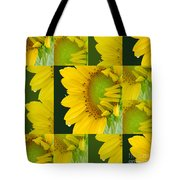 Touch Of Yellow  Tote Bag
