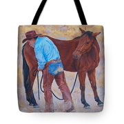 Turn About Is Fair Play  Tote Bag