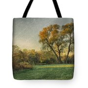 Touched By Light Tote Bag by Garvin Hunter