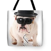 Tough Dog Tote Bag