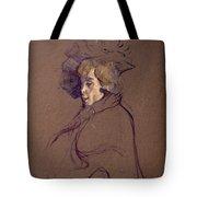 Toulouse-lautrec J Tote Bag