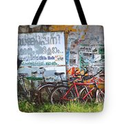Tour De India Tote Bag