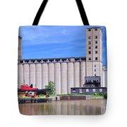 Tour Down Buffalo River Tote Bag