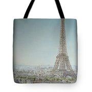 Tour Eiffel 1 Tote Bag