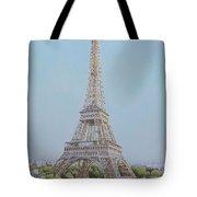 Tour Eiffel 3 Tote Bag