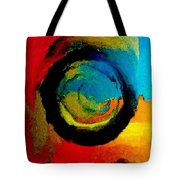 Touring A Parallel Universe Tote Bag
