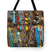 Tourist Souvenirs In Jersualem Israel Tote Bag
