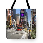 Tourists Attraction Tote Bag