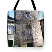 Tournus Village Tote Bag