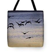 Toward Nightfall Tote Bag