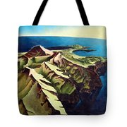 Toward The Opening Door Tote Bag