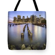 Towards The Evening Star Tote Bag