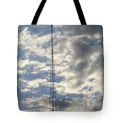 Tower After The Rain Tote Bag