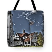 Tower At North Point Tote Bag