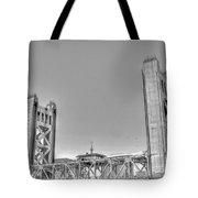 Tower Bridge 3 Sacramento Tote Bag