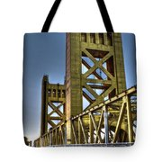 Tower Bridge 4 Sacramento Tote Bag