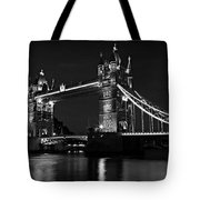 Tower Bridge Evening Tote Bag
