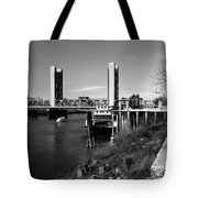 Tower Bridge Sacramento Tote Bag