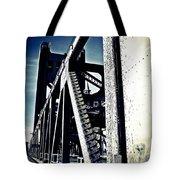 Tower Bridge - Throwback Tote Bag