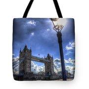 Tower Bridge View Tote Bag