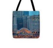 Tower City Tote Bag