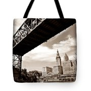 Tower City Tote Bag