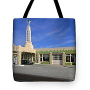 Tower Conoco Tote Bag