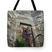 Tower Door Tote Bag