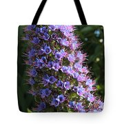 Tower Of Jewels Tote Bag