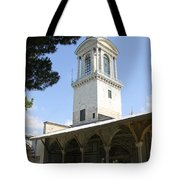 Tower Of Justice - Topkapi Palace - Istanbul Tote Bag
