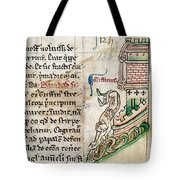 Tower Of London Escape Tote Bag