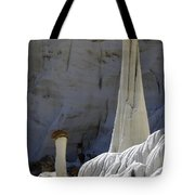 Tower Of Silence 2 Tote Bag
