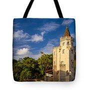Tower Of St. Sebastian II Tote Bag