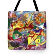Tower Of Strength Tote Bag