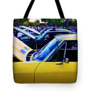 Tower Shops Tote Bag