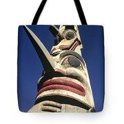 Towering Totem Tote Bag
