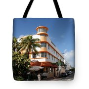 Towers Hotel - Miami Tote Bag