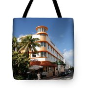 Towers Hotel - Miami Tote Bag