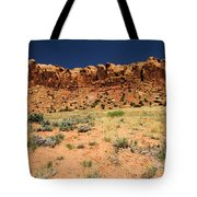 Towers To The Needles Tote Bag by Adam Jewell